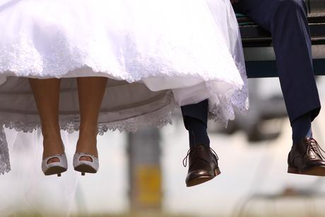 svadobné topánky ROSE SCENT, 38