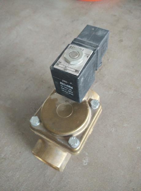 elektromagneticky ventil,