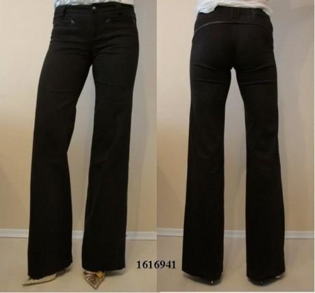 cea5bc030e 2x elegantné čierne nohavice