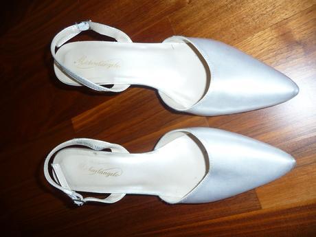 topanky svadobne biele, 39