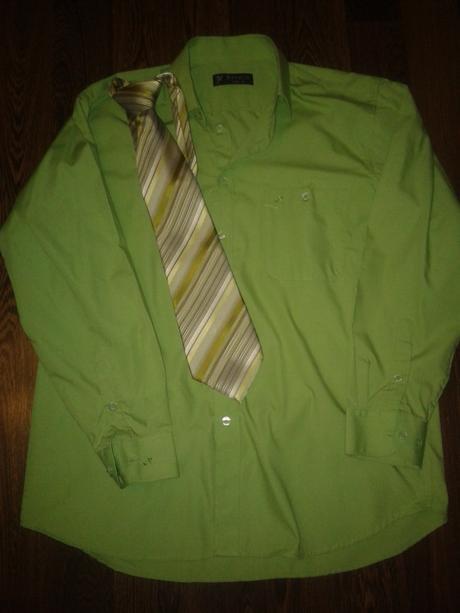 Panska kosela s kravatou, 40
