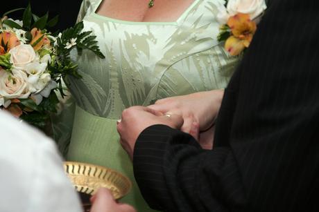 Svatební/společenské šaty vel. cca , 50