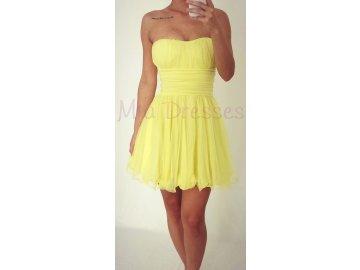 spoločenské šaty - krátke , 36