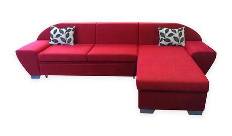 Akcia dizajnová rohová sedačka s otomanom,
