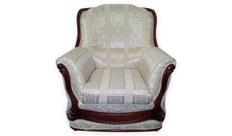 Exkluzívna rustikálna sedacia súprava,