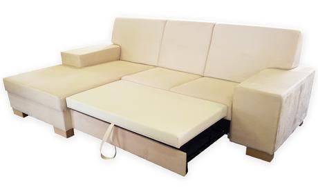 Moderná rohová sedačka LEONA II,