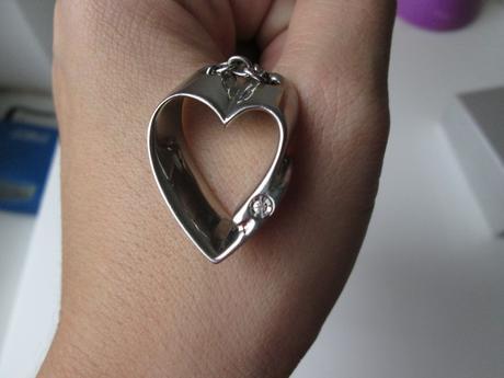 náhrdelníček Morellato s briliantem,