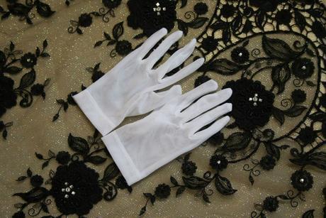 Detské rukavičky na sv. prijímanie,