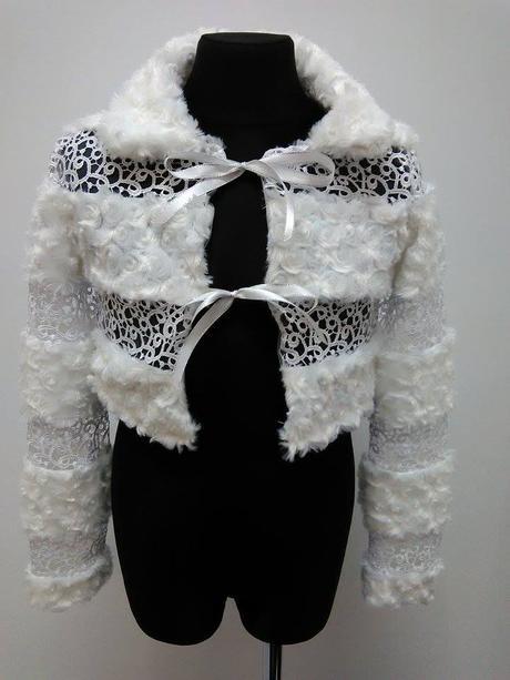 Detský kabátik, 134