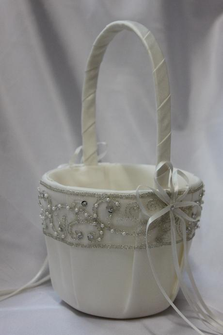 Košíček na svadbu alebo sv. prijímanie,