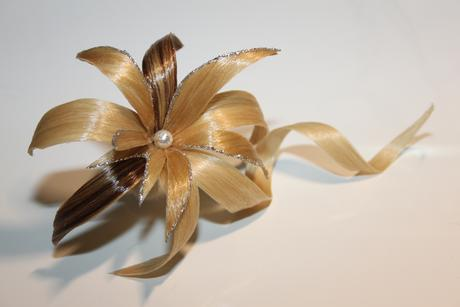 Kvet z ľudských vlasov,