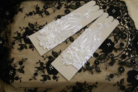 Svadobné rukavice,