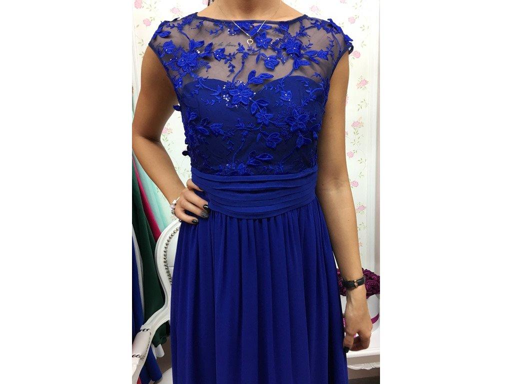 Spoločenské šaty s čipkou 04ac54b463f