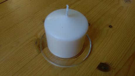 Ivory svíčky 20x,