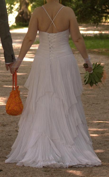 Svatební šaty Postal, 40