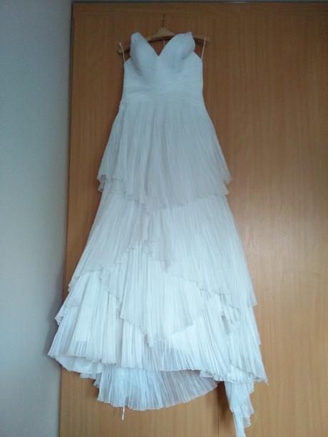 Svatební šaty Postal - SLEVA, 40