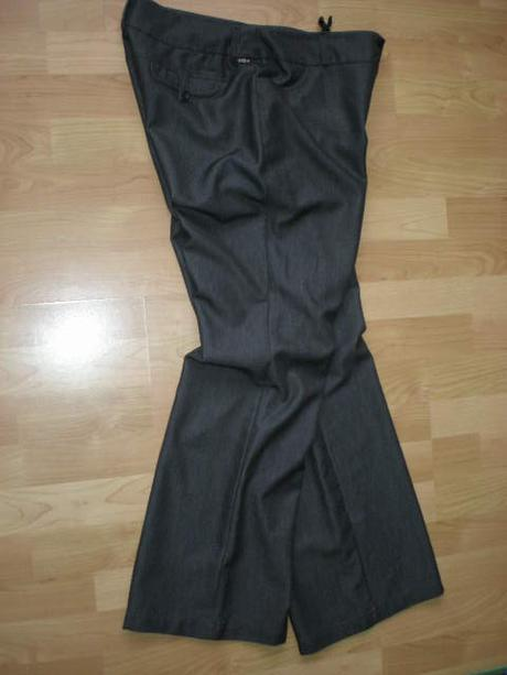 Dámske klasické eleganté nohavice - H&M, 42, 42