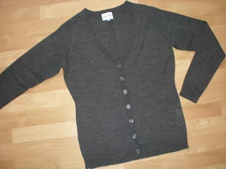 Dámsky svetrík Cardigan vel. 42 - Miss Fiori, XL, XL
