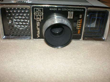 retro kamera,