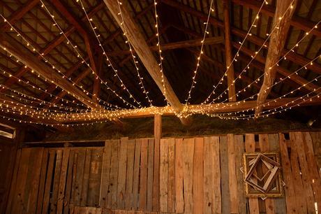 LED Světelný řetěz, světýlka, teplá bílá 20 m ,