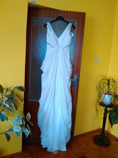 Antické svadobné šaty Paradiso, 36