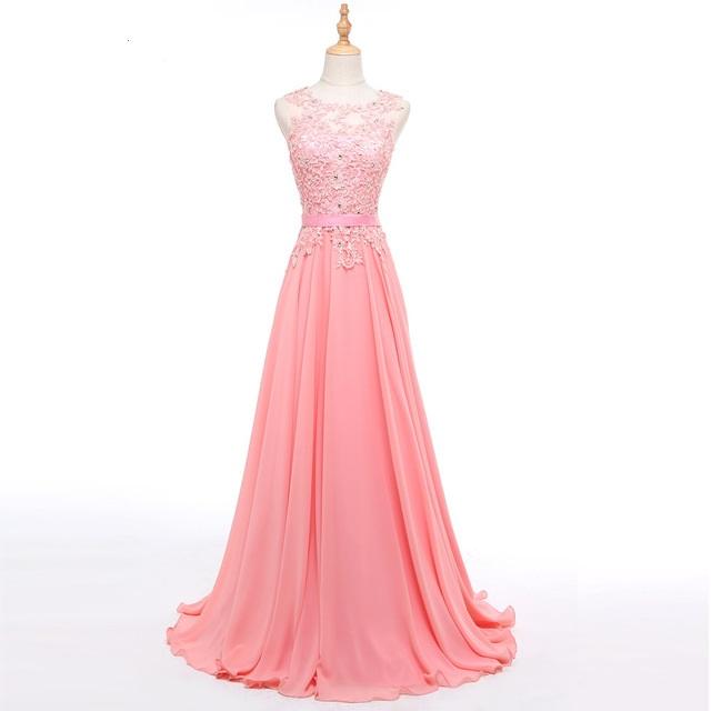 4f14fe321427 Dlhé spoločenské šaty