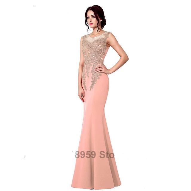 0144c3ee1f1d Dlhé spoločenské šaty - veľ. 32