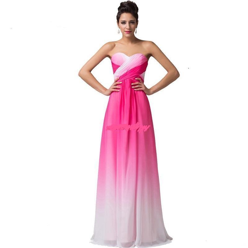 03c7511d9430 Dlhé spoločenské šaty - veľ. 38 dodanie ihneď