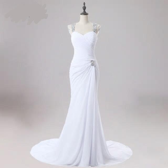 b6fc4419d6e1 Rozprávkové svadobné šaty pre moletky do 56