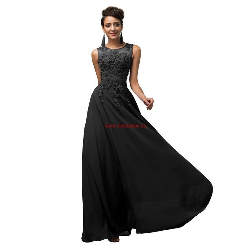 Spoločenské šaty 4450 - veľ. 40 dodanie ihneď 2d9825bfa5d