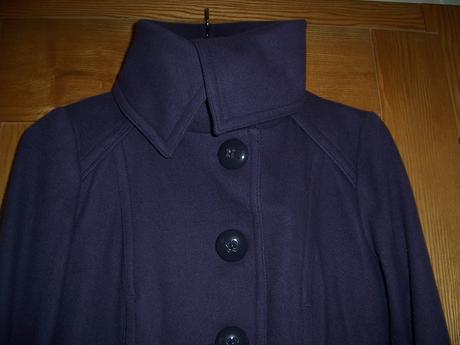 Kabát zn. Zara, 36
