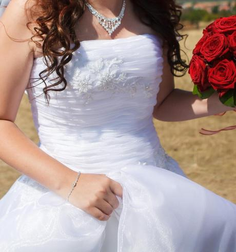 Svatební šaty Madora vel. 38, 40, 42, 40