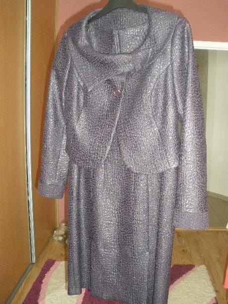 Šaty+ bolerko, 42