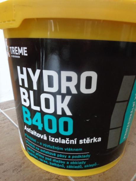 Hydro blok B400,