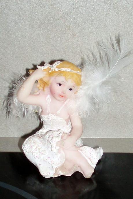 Anjelik s pierkami,