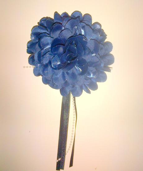 Nepoužitý Kvet na pripnutie,
