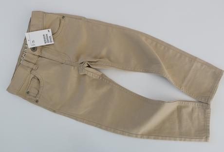 nohavice H&M s visačkou, 104