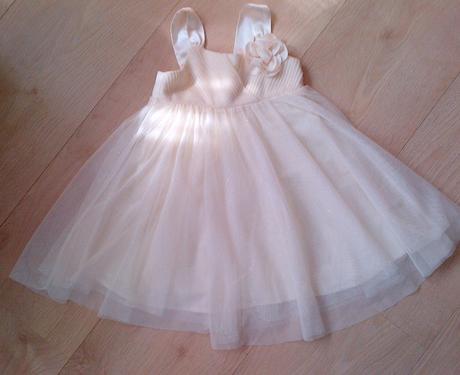 Trbiletavé šaty H&M, 104