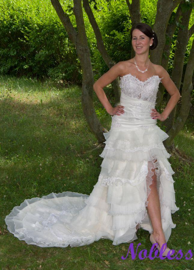 Svatebni Saty Carmen C 175 Vyprodej 38 2 990 Kc Svatebni