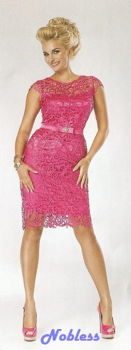 AKCE Luxusní šaty pro maminky  vel. 40 a 44, 44