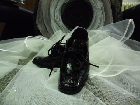 Chlapecké společenské boty vel. 27-30, 30