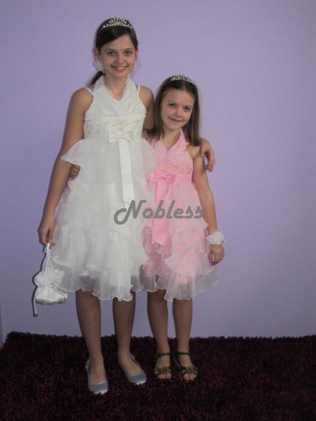 Družičkovské šaty Nicoletta více velikostí, 128