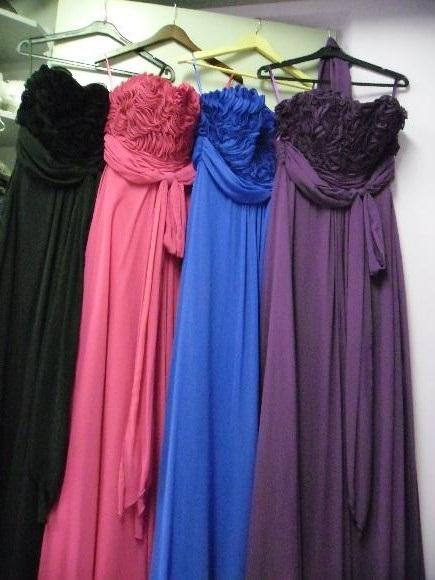 Elegantní šaty - více barev a velikostí, 40