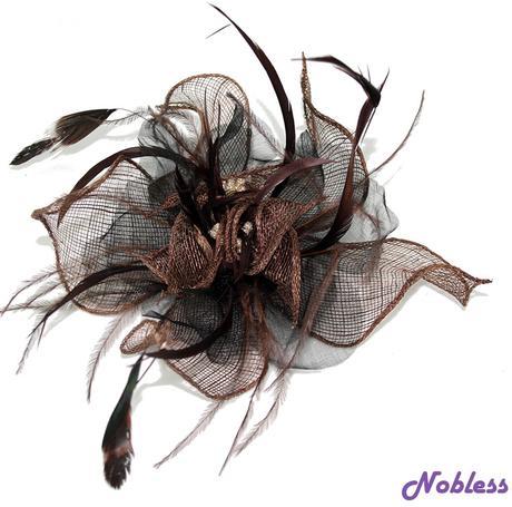 Fascinátor - Ozdoba do vlasů LSH 0070,