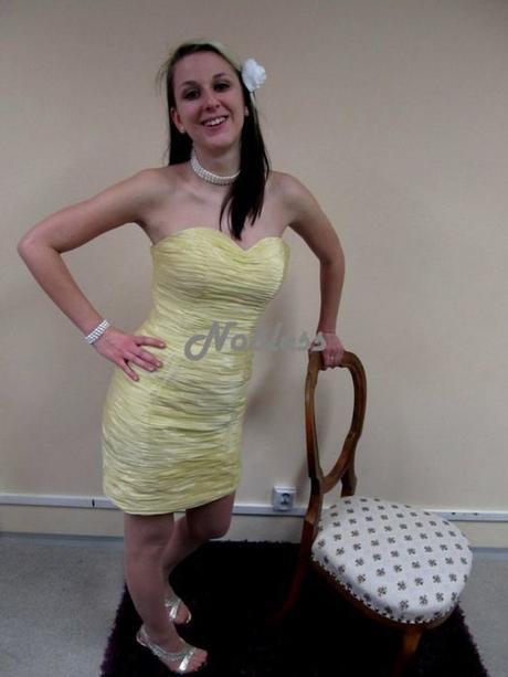Koktejlové šaty Apolena ,