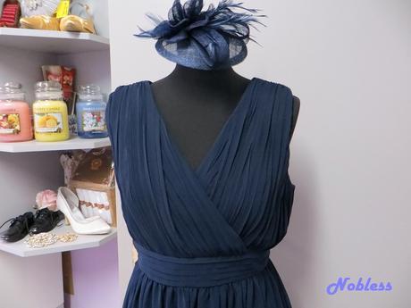 Koktejlové šaty Bety 46-48, 48