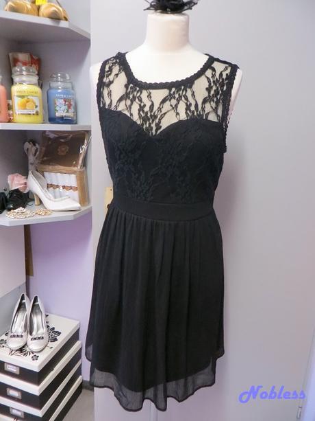 Koktejlové šaty Vera 44-46, 46