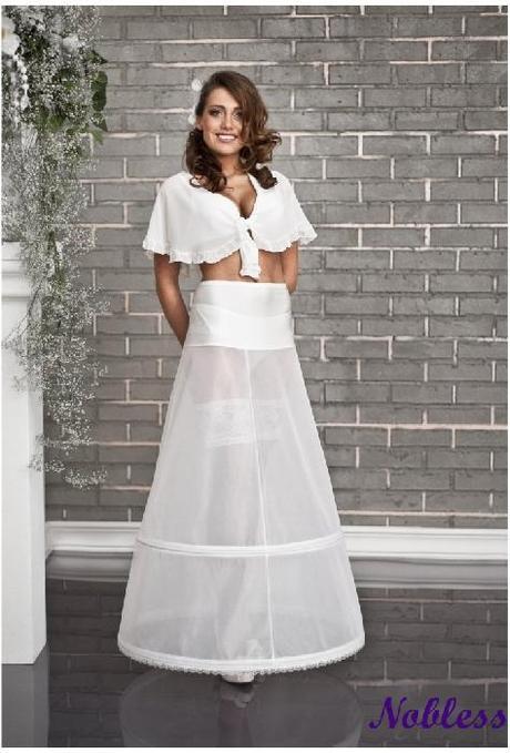Kvalitní dvoukruhová spodnice širší 320cm,