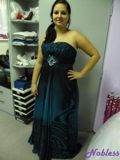 Malinové, modré, petrolejové šaty - S,M,L, M