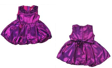 Šaty pro drůžičky nebo malé slečny - více velikost, 110